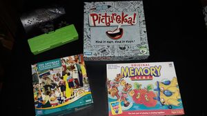 PUZZLES AND GAMES for Sale in Florence, MS