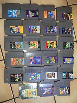 Super Nintendo games for Sale in Salt Lake City, UT