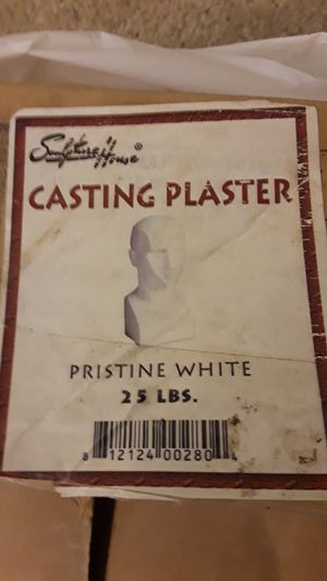 Plaster for sculptures for Sale in Silver Spring, MD