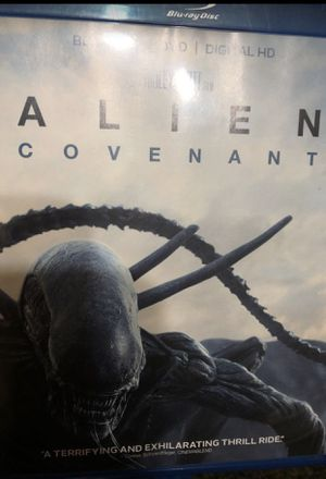 Blu ray - ALIEN covenant for Sale in Tamarac, FL