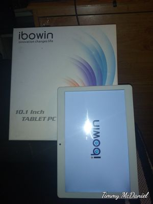 4 month old Ibowin M 130 PC Tablet for Sale in Huntington, WV