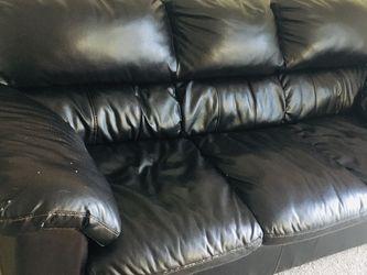 Black Sofa for Sale in Ann Arbor,  MI