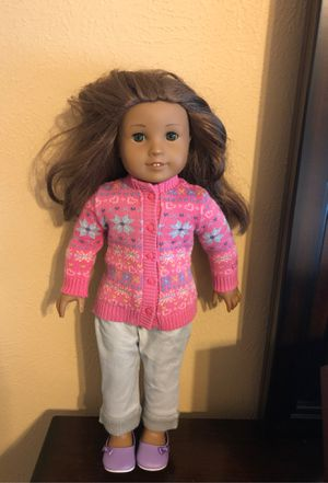 American girl doll $50 others are posted for $85 for Sale in Katy, TX