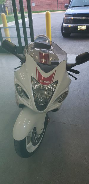 Suzuki 2018 GSXR 1300 motorcycle for Sale in Silver Spring, MD