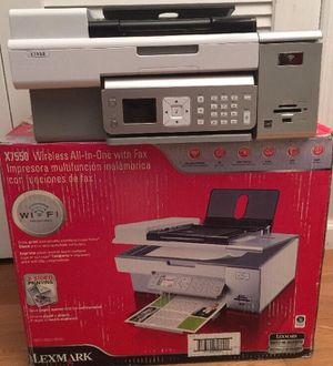 Lexmark all in one printer for Sale in Corpus Christi, TX