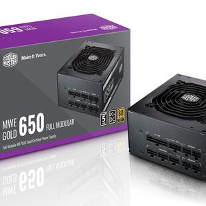 Cooler Master 650W Power Supply for Sale in Long Beach, CA
