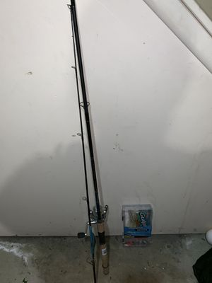 Fishing Rod and Accessories for Sale in Philadelphia, PA