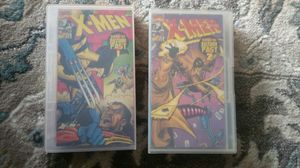 Xman collection tapes for Sale in Delta, CO