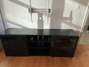 TV Stand w/ tv mount for Sale in Washington, DC