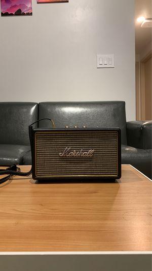 Marshall Action Bluetooth Speaker for Sale in Tucson, AZ