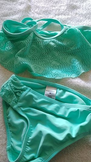 2 piece bathing suit toddler size 3 for Sale in North Las Vegas, NV