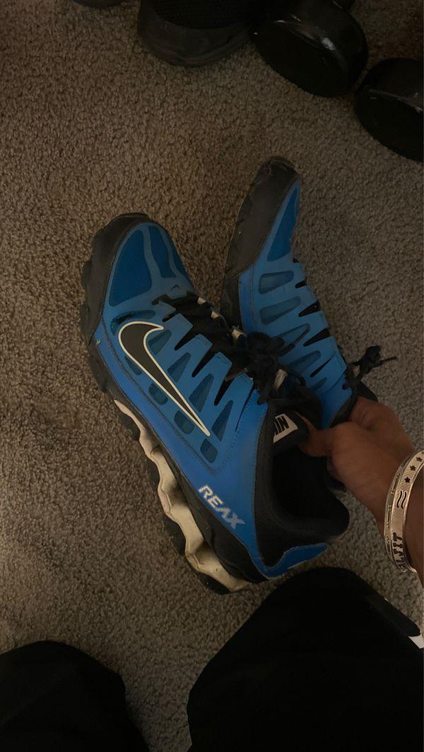 Nike reaxs, size 13 used $20