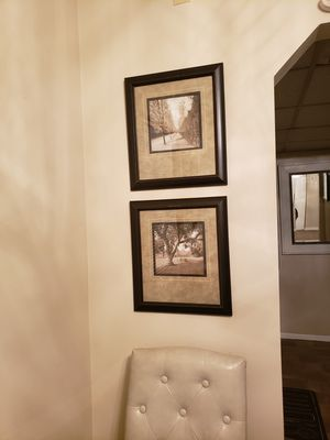 Framed Images Trees Art Wall Decor for Sale in Seminole, FL