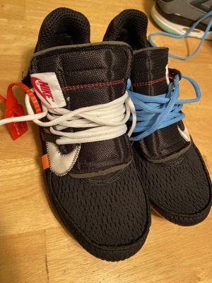 Nike Off White Presto DEADSTOCK (Sz 10) $700 shoes for Sale in Columbia, MO