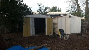 Two metal sheds for Sale in Pomona, CA