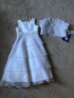 Communion/flower girl dress. Size7 for Sale in Venetia, PA