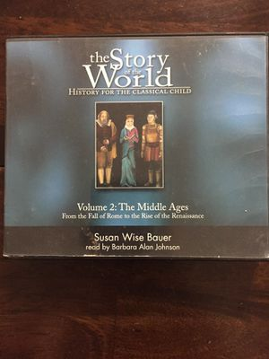 The Story of the World volume 2 and volume 3 for Sale in Phoenix, AZ