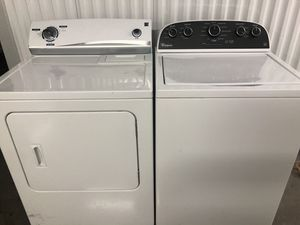 Whirlpool Washer and Kenmore Dryer. Delivery available for Sale in Renton, WA
