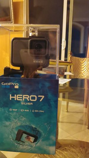 Brand new GoPro Hero 7 silver for Sale in Corona, CA