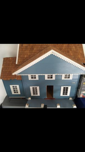 Antique wood doll house. for Sale in Lake Worth, FL
