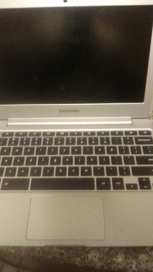 Samsung chromebook for Sale in Irving, TX