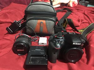 Nikon D3300 for Sale in Pasadena, TX