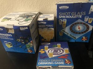 4 Adult Drinking Games for Sale in Akron, OH