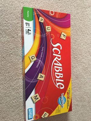 Scrabble- Board Game for Sale in Houston, TX