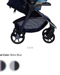 Stroller And Car seat Monbebe Brand New!' for Sale in Orland Park,  IL