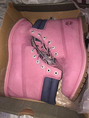 Pink timberlands for Sale in Germantown, MD
