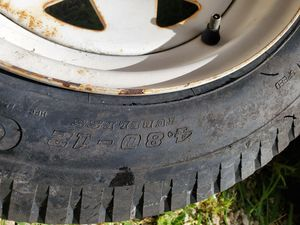 12 inch trailer rim and tire for Sale in Princeton, FL
