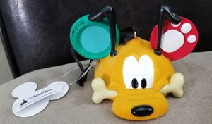Disney Parks Christmas Ornament Pluto Ear Hat Ornament for Sale in Spring Valley, CA
