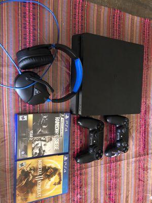 Playstation 4 Slim 1 TB for Sale in Pasadena, TX