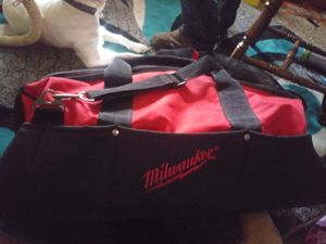 Milwaukee large tool bag for Sale in Wichita, KS