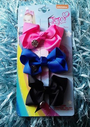 Small jojo bows for baby $3.00 set for Sale in Las Vegas, NV