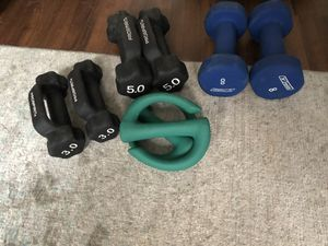 Dumbbell set for Sale in Chicago, IL