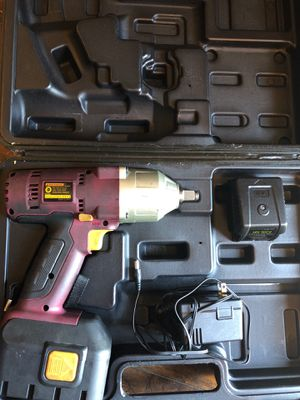 1/2 Impact WRENCH 18V Cordless for Sale in Daly City, CA