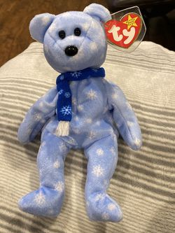 NWT Ty Beanie Baby 1999 Holiday Teddy for Sale in Woodway,  TX