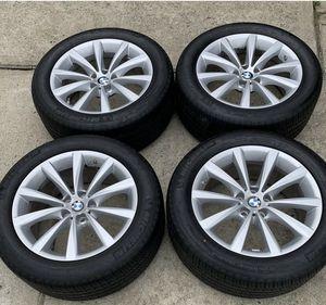 2016-2021 OEM BMW 740i 740x 750i Wheels Rims Tires 530I 540i G30 G11 for Sale in Chicago, IL