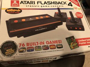 Atari flashback classic game console with 76 built in games games for Sale in Villa Rica, GA