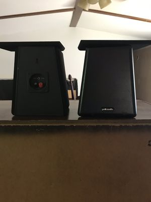Polk Audio switchable bipole dipole surround speakers. Works perfect for Sale in Pittman Center, TN