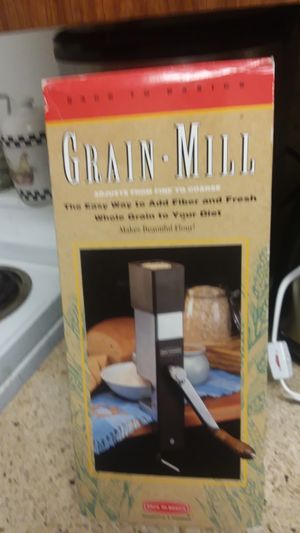 Back to Basics Grain Mill for Sale in Knoxville, TN