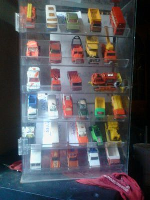 Collection of 64-81 hot wheels and matchbox toy cars for Sale in Tamms, IL