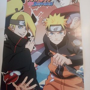 Anime Posters - Naruto Shippuden #8 for Sale in Lakewood, CA