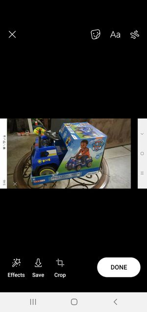 Paw patrol chases police chaser new for Sale in Show Low, AZ