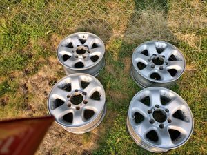"""16""""rims for Toyota ,Nissan ,or Chevy for Sale in East Wenatchee, WA"""