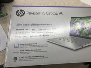 Hp pavilion 15 i7 for Sale in Poteet, TX