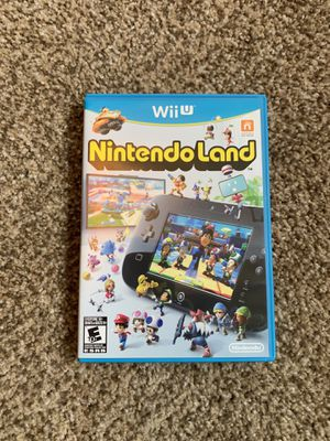 Nintendo Wii U nintendoland for Sale in Portland, OR