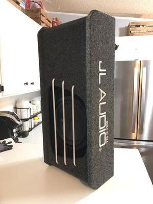 "12"" JL AUDIO W3V3 IN H.O. BOX for Sale in Bloomington, CA"