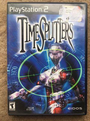 TimeSplitters (PS2) for Sale in Fairfax, VA